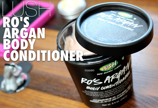 lush ro's argan body conditioner (3)