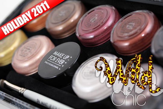 Make Up For Ever Wild and Chic Aqua Cream Premium Set