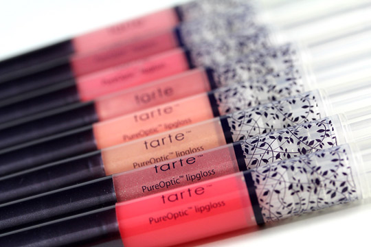 tarte glossed over limited edition pureoptic lipgloss collection (3)
