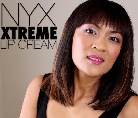 NYX Xtreme Lip Cream 01 Dolly Girl