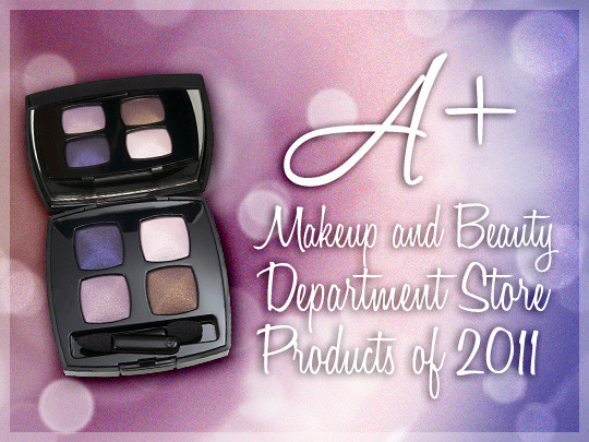 Best Department Store Makeup and Beauty Products of 2011
