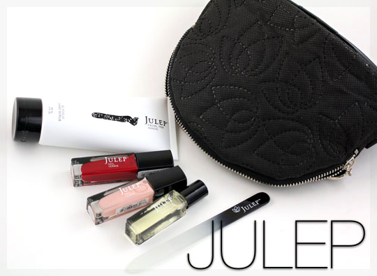 Julep Glowing Hands Gift Set