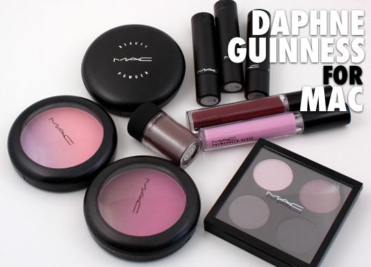 mac daphne guinness for mac