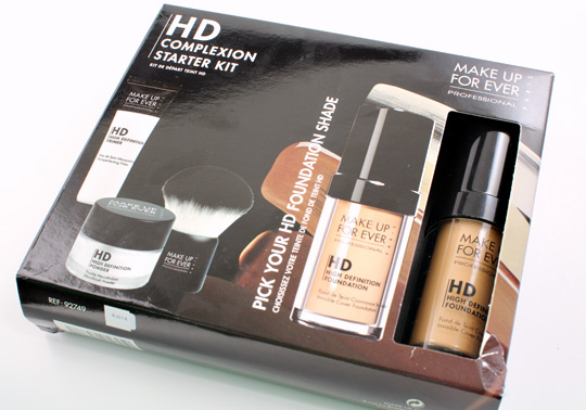 Hd Complexion Starter Kit