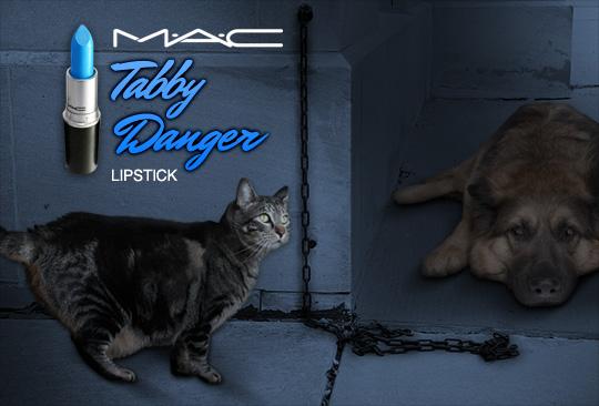 Tabs for MAC Tabby Danger