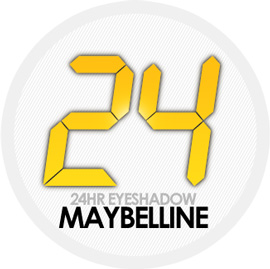 24HR Eyeshadow by Maybelline