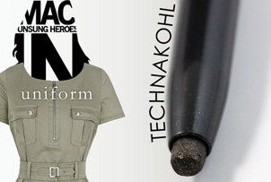 MAC Uniform Technakohl Pencil Liner
