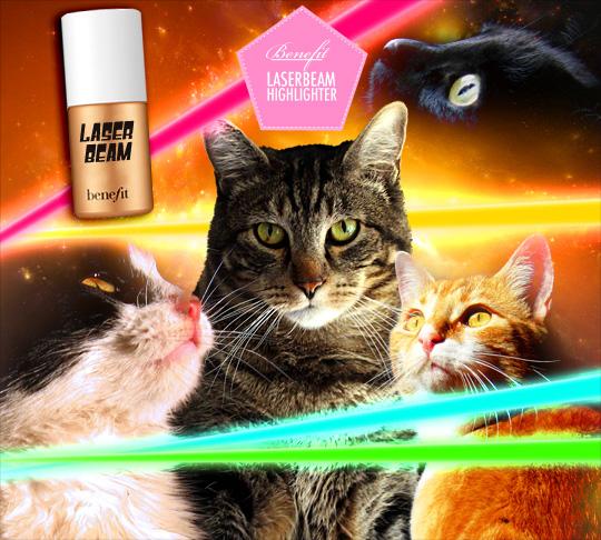 Tabs for Benefit Laser Beam Highlighter