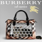 Tabs for the Burberry Cat Carrier