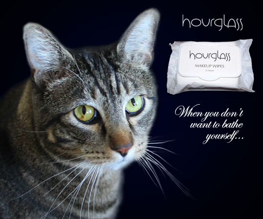 Tabs for Hourglass Makeup Wipes