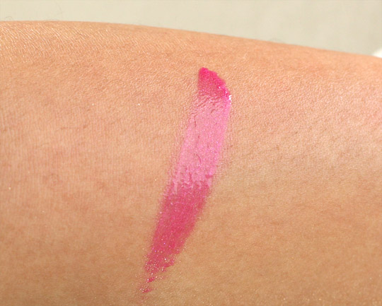 Milani Crystal Gloss swatches