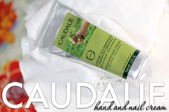 Caudalie Hand and Nail Cream Review
