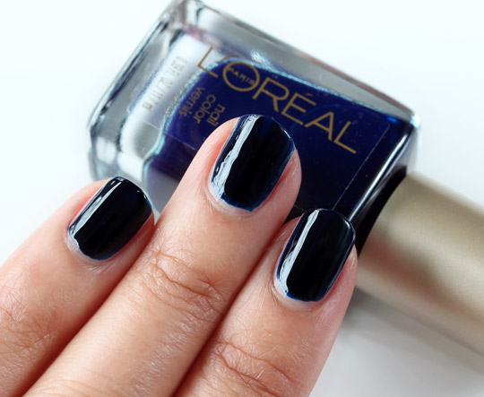 loreal after hours swatch