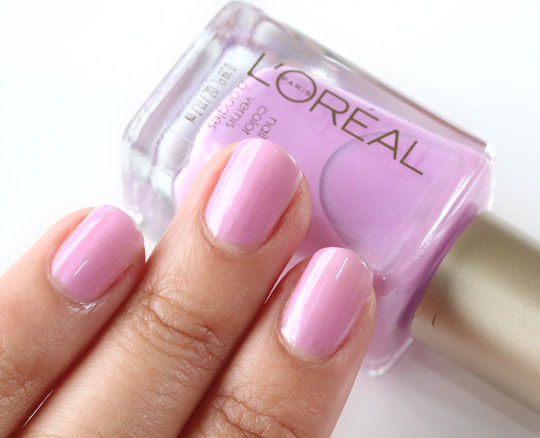 loreal butterfly kisses swatch 380