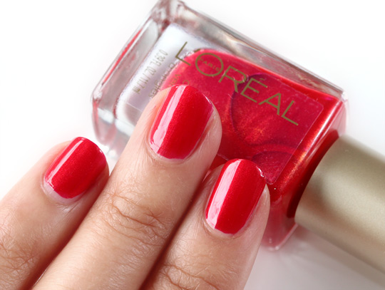 loreal he red my mind 430
