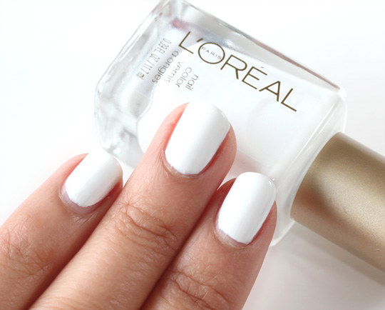 loreal i will swatch 220