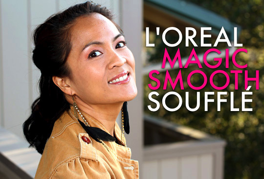 Loreal Magic Smooth Souffle Blush
