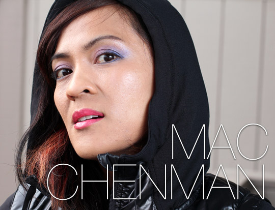 mac chenman collection fotd