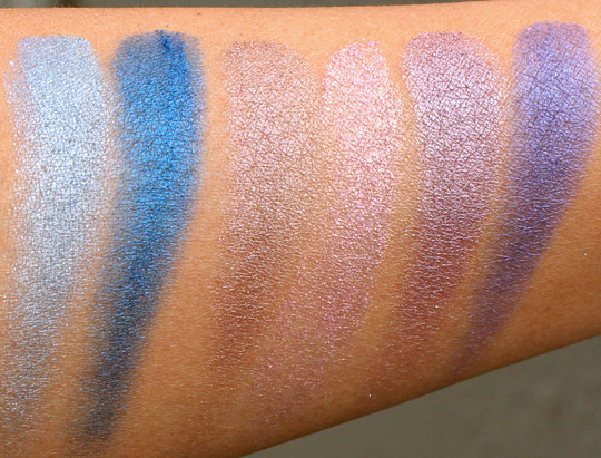 mac chenman swatches