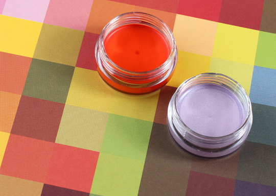 make up for ever tangerine tango sweet lilac