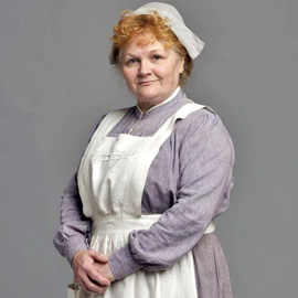 Downton Abbey's Mrs. Patmore