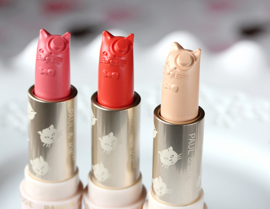 paul joe kitten collection blusher stick