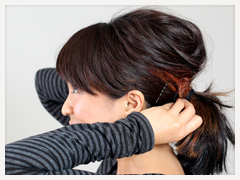 How to quickly do 3 different party hairstyles