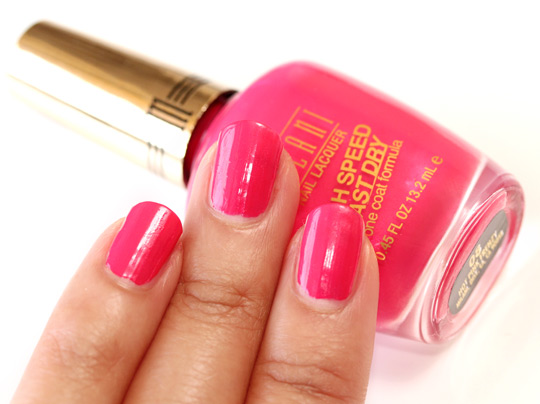 Milani Hot Pink Frenzy