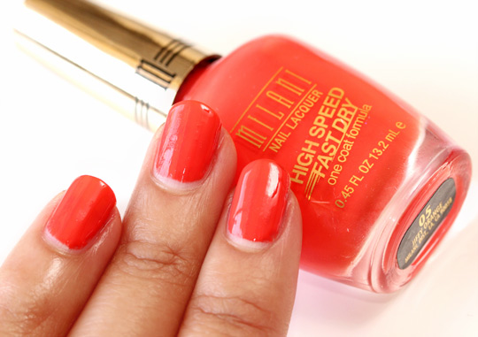 Milani Jiffy Orange