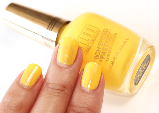 Milani Yellow Whiz