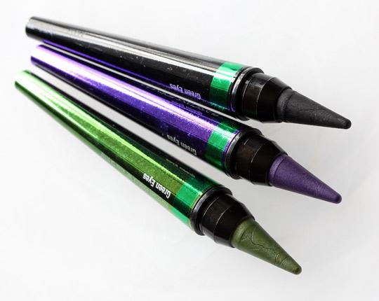 Physicians Formula Custom Eye Enhancing Kohl Kajal Eyeliner Trio green