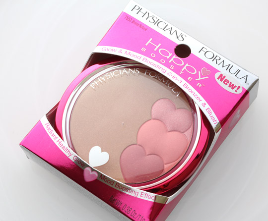 Physicians Formula Happy Booster Glow Mood Boosting Bronzer Blush 1