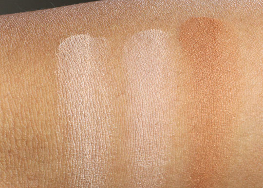 Physicians Formula spring 2012 swatches-1