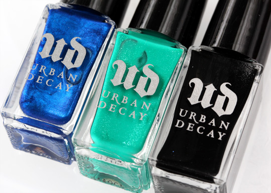Urban decay summer 2012 nail kit radium covet perversion front