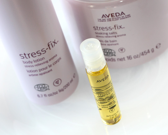 aveda stress fix
