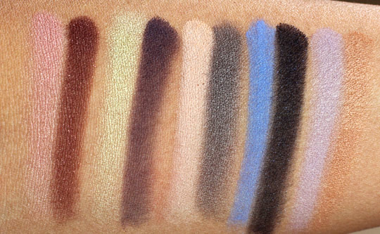 bareminerals duo swatches