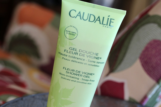 caudalie shower gel