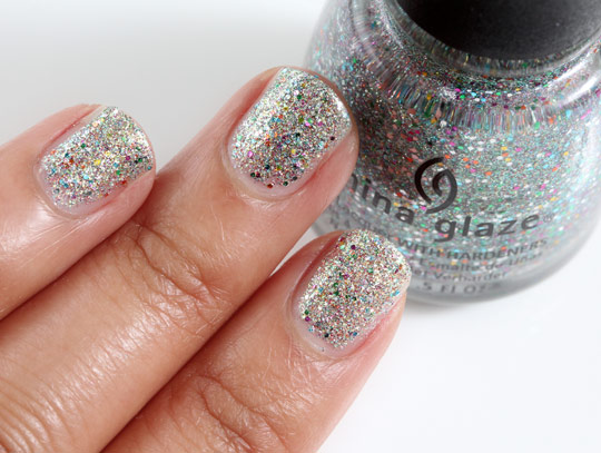 china glaze ray diant