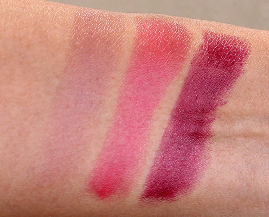 dior addict extreme swatches