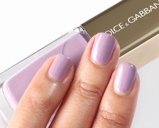 dolce gabbana lilac