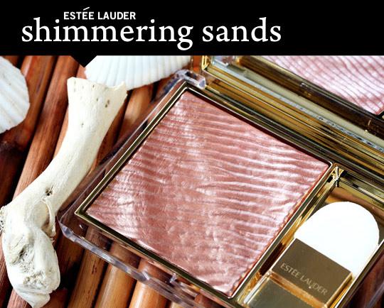 estee lauder shimmering sands