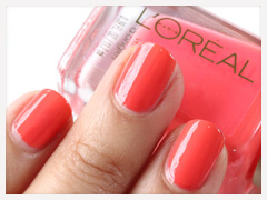 Loreal Nail Color Riche