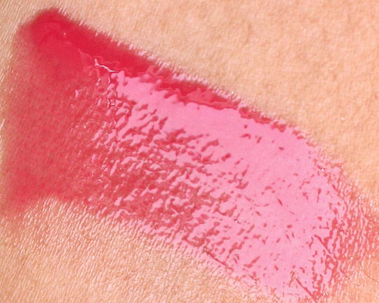 mac double dare swatch