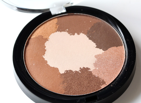 milani abstract powder eyeshadow palette