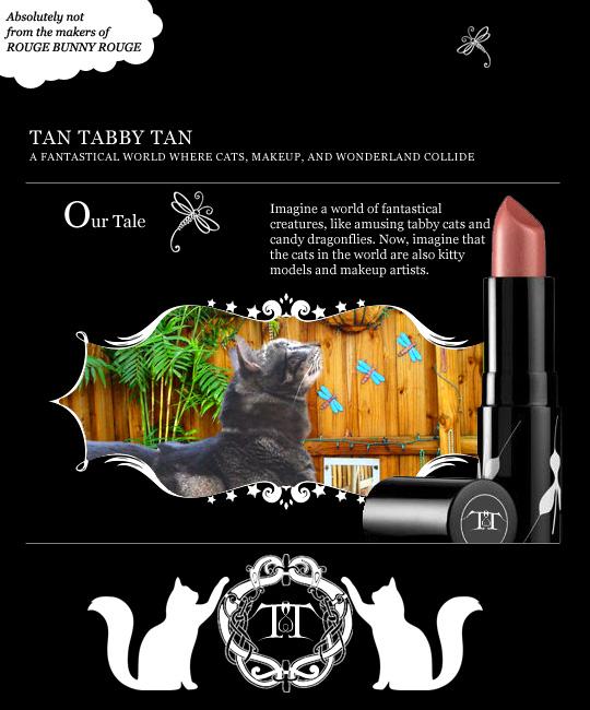 Tabs for Tan Tabby Tan