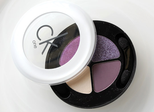 CK One Color Disco Powder Eyeshadow Quad 1