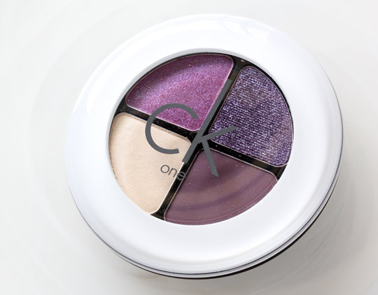 CK One Color Disco Powder Eyeshadow Quad
