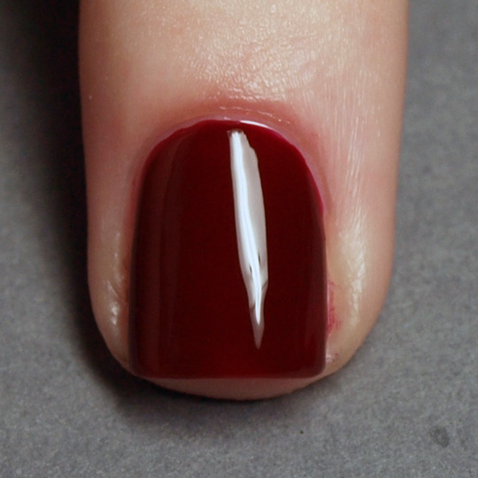 Salon perfect manicure: step 5