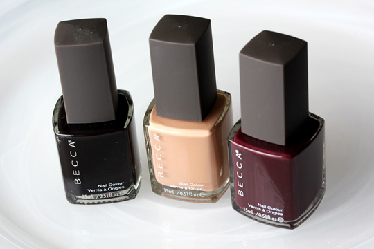 becca balearic love nail colour