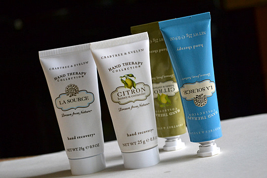 crabtree-evelyn-hand-recovery-creams
